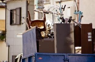 不用品の回収のイメージ