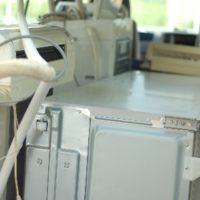 リサイクル家電を回収