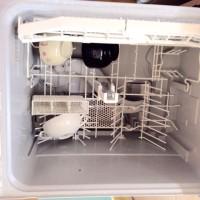 食洗器の取り外し