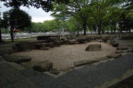 猿江公園じゃぶじゃぶ池