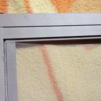 窓用網戸の張り替え