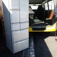 大型冷蔵庫の処分