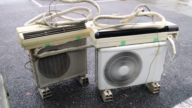 エアコンの取り外し・回収プラン