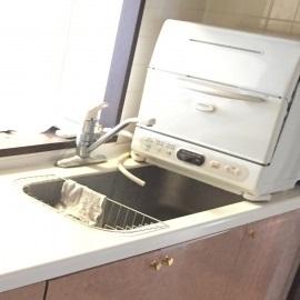 食洗機取り付け